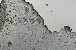Crepe nei muri Parma