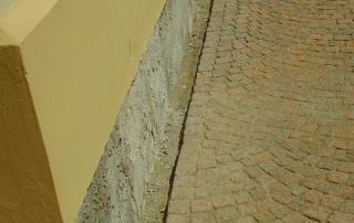 umidità pareti esterne