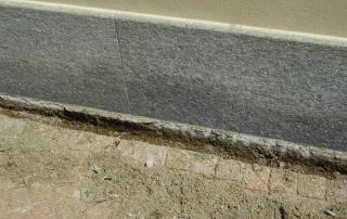 Tracce per impianto contro umidità di risalita