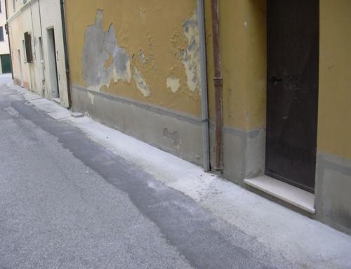 Deumidificazione condominio Senigallia (An)